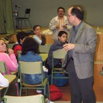 Conferencia de Agustín Fernández Paz