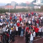 Acto solidario 11M
