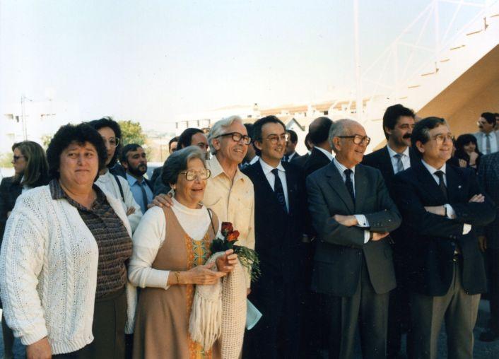 Inauguración do centro