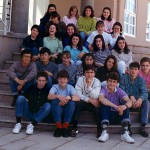 BUP 1ºA 1989-1990