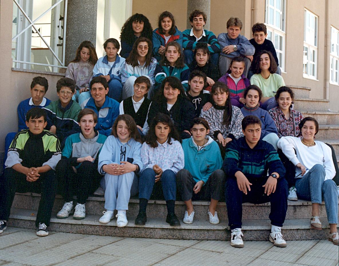 BUP 1ºB 1989-1990