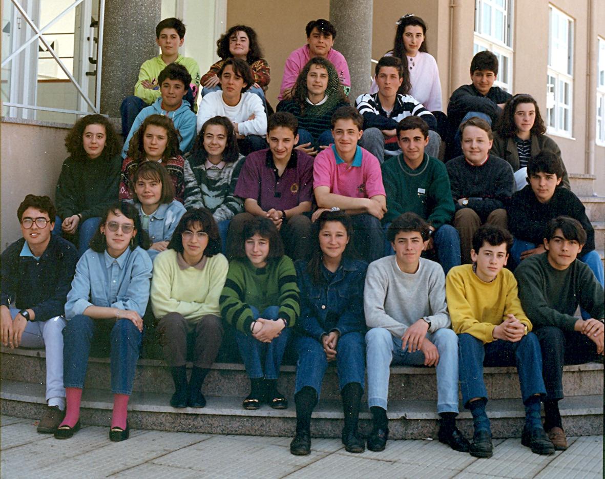 BUP 1ºC 1989-1990