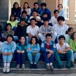 BUP 1ºD 1989-1990