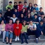BUP 2ºA 1989-1990