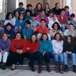 BUP 2ºD 1989-1990