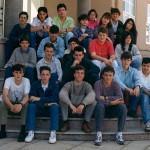 BUP 3ºA 1989-1990