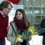 Entrega de premios do concurso de microrrelatos de amor