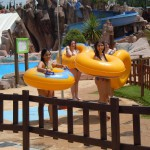 Tarde no Aquapark