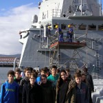 Visita ao Arsenal de Ferrol