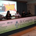Presentación no Congreso do Ceida