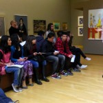 visita ó Museo de BBAA