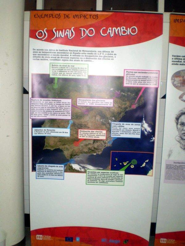 """Exposición:""""Cambio climático"""""""