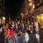 Grupo en Carnaby Street