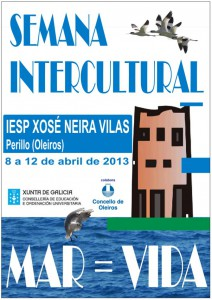 Cartel Semana Intercultural 2013