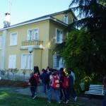 Vista completa de Villa Florentina.