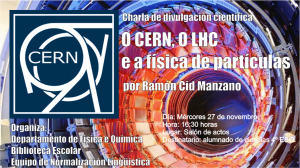 O CERN, o LHC e a física de partículas