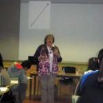 Conferencia Carmen Coronado