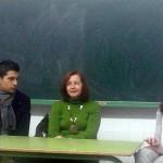 Conferencia de Dª Olga Paredes Pato