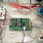 A tarxeta de interface