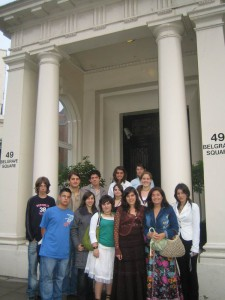Embaxada de Arxentina en Londres