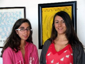 Carmen Villar e Antonella Ermellino
