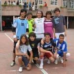 Equipo do IES Miraflores