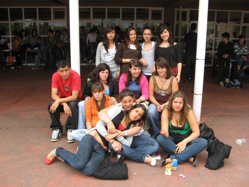 Grupo de espectadores