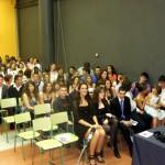 Alumnado de 2º de Bach, Nais, Pais , e outros invitados