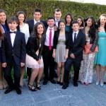 Graduación do alumnado de 2º de Bacherelato