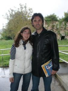 Jorge Mira e Carmen Villar