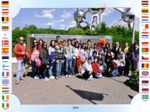 Viaxe a Bruxelas 2011