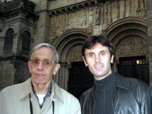 John F. Nash e Jorge Mira