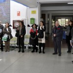 Neira Vilas preside a entrada ao instituto