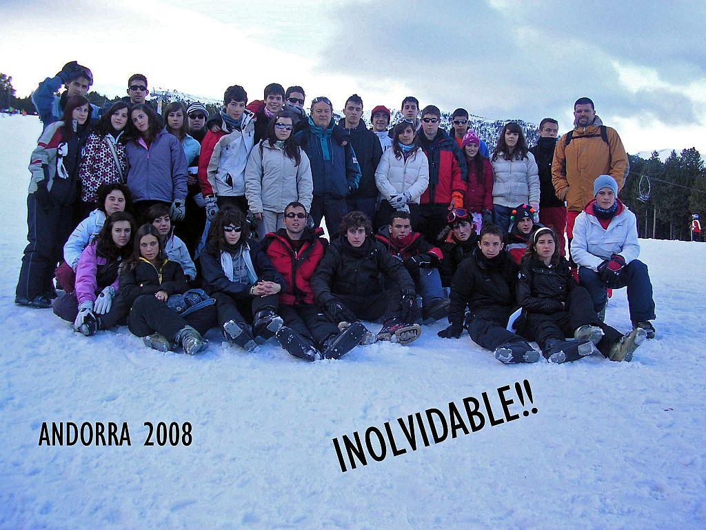 Semana Branca Andorra 2008