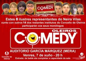Oleiros Comedy