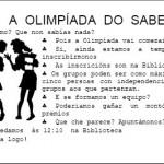 A Olimpíada do Saber