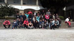 Alumnado de 4º de ESO