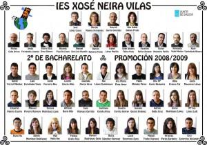 Promoción 2008-2009