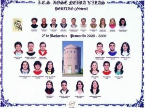2º de BACH 2005-2006
