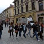 Comenius: Viaxe a Polonia