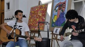 Anton Blanco e Andrés Sánchez