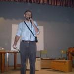Xan Neira coordinador de axenda21 medioambiental