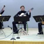 Concierto inaugural: Trio de Guitarras Banora