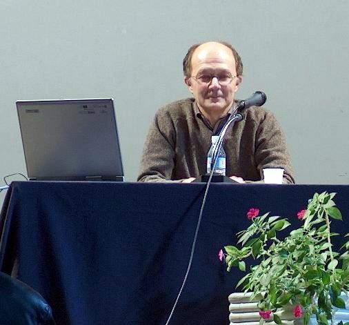 Conferencia do profesor Enrique Pujales: Ciencia e Superstición