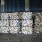 4. Balas de basura clasificada