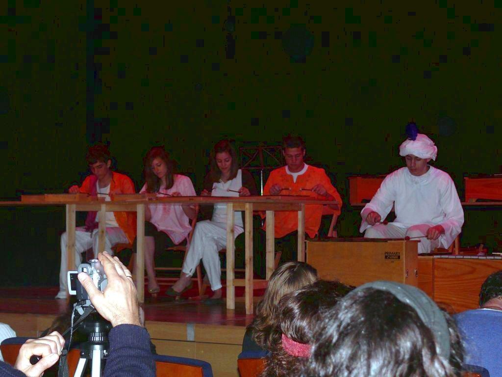"""1º Bacharelato interpreta """"Canción india"""", de Rimsky-Korsakov, en Mumbai"""
