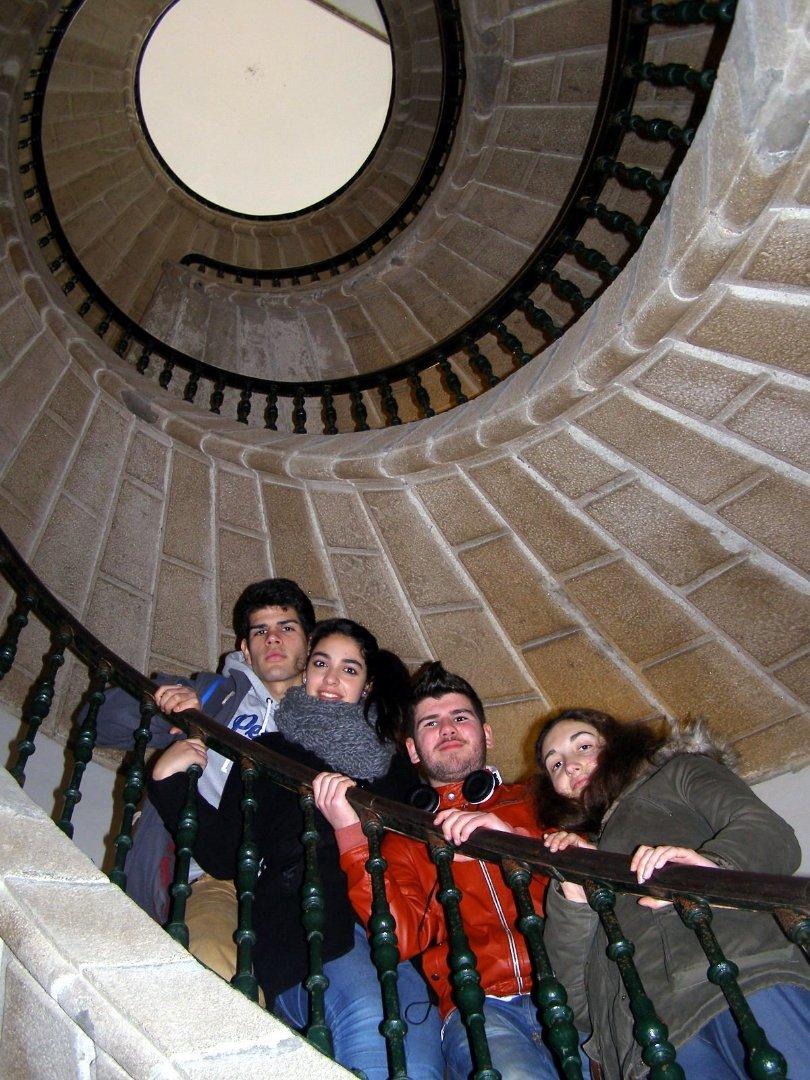 Visita a Santiago de Compostela