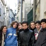 Visita a Compostela