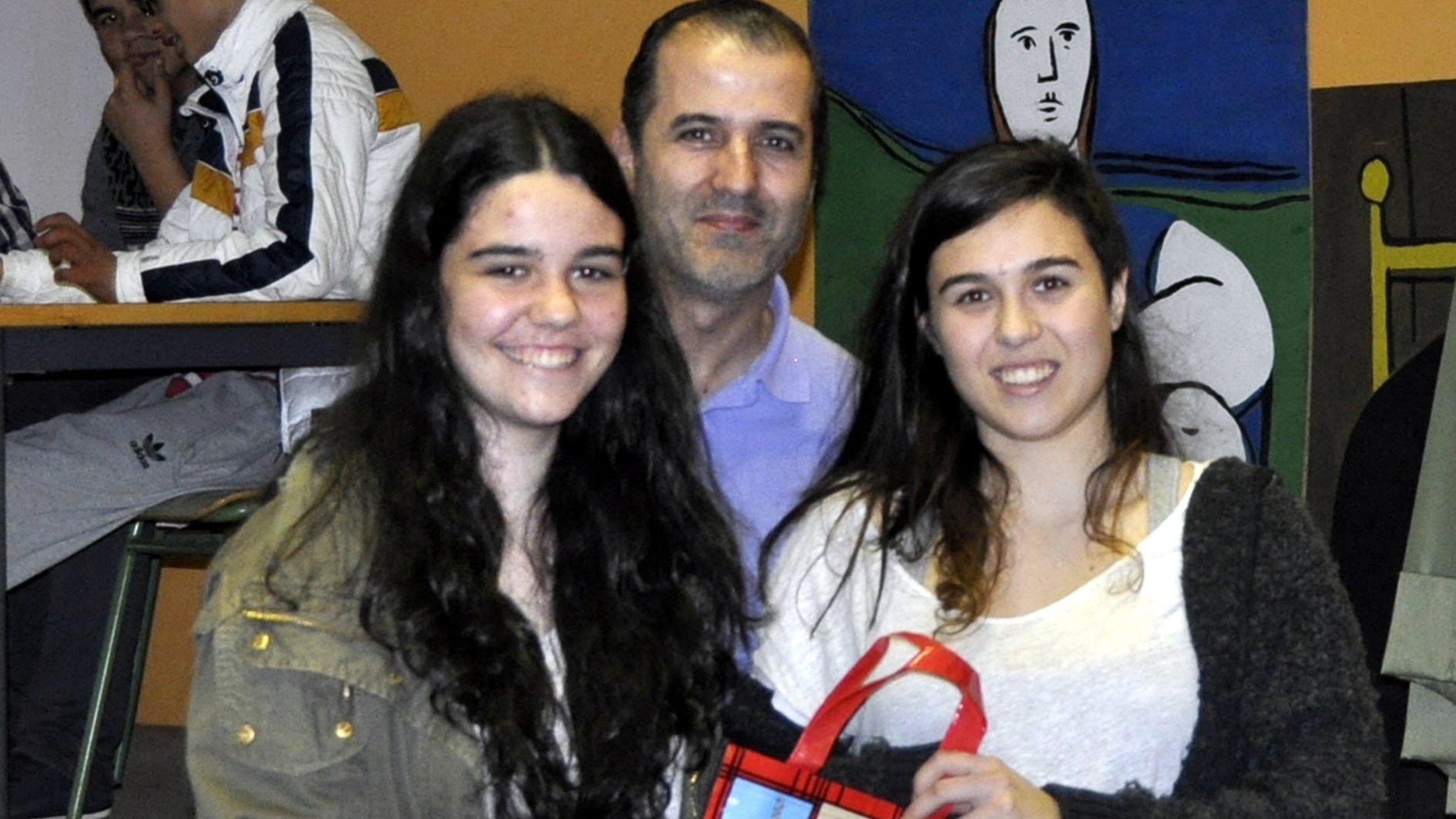 Iris Vidal e Ariadna López