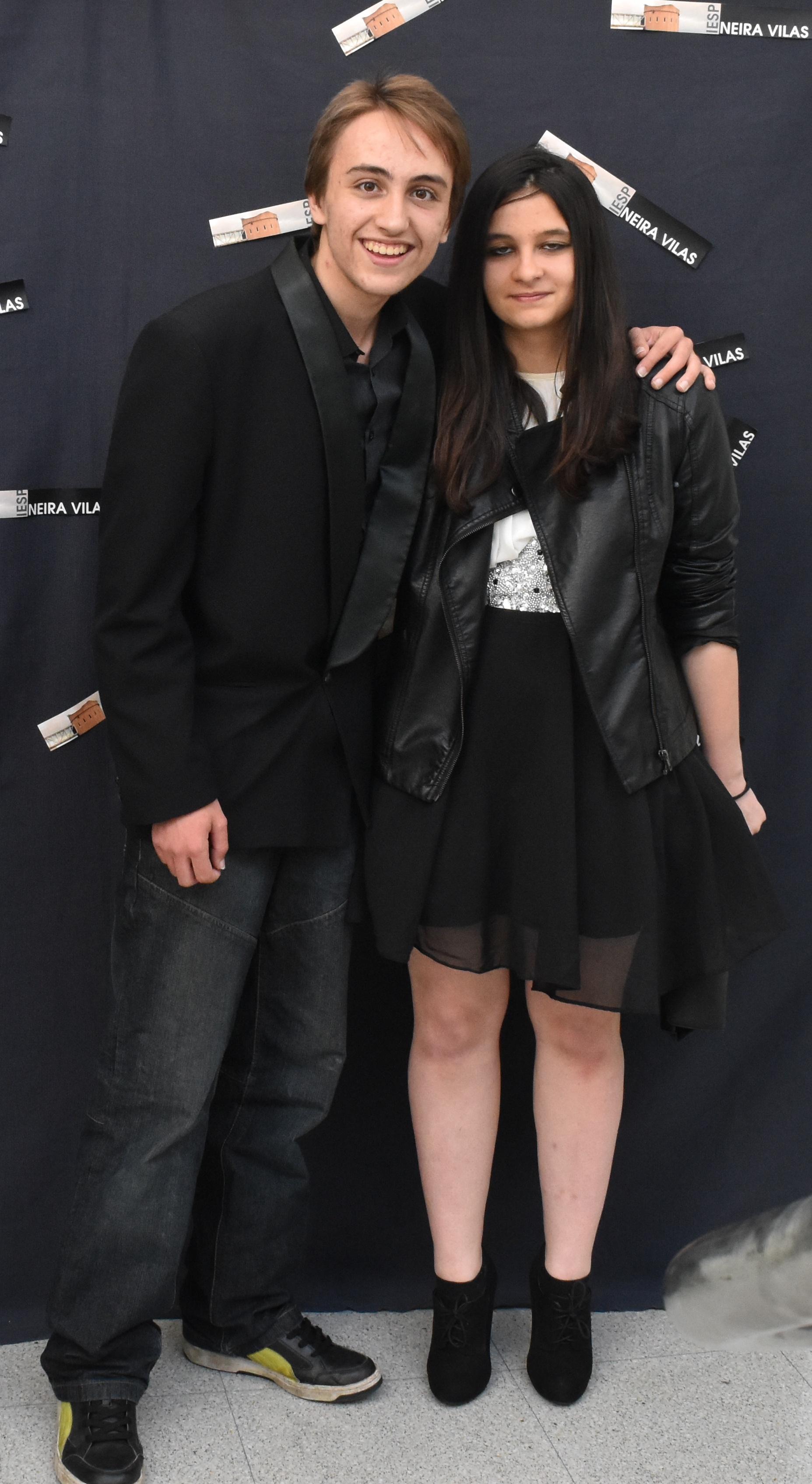 Sergio e María